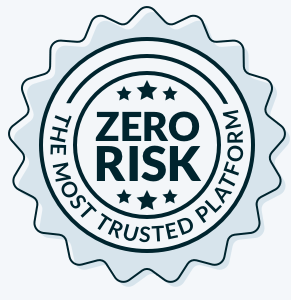 Wealthy Affiliate does it work - image of words that say Zero Risk