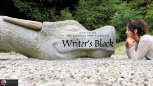 How To Fix Writer's Block - Feature Image for Blog Post
