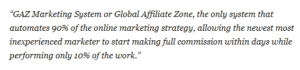 Does Global Affiliate Zone Work? - My 4 Month Stay.